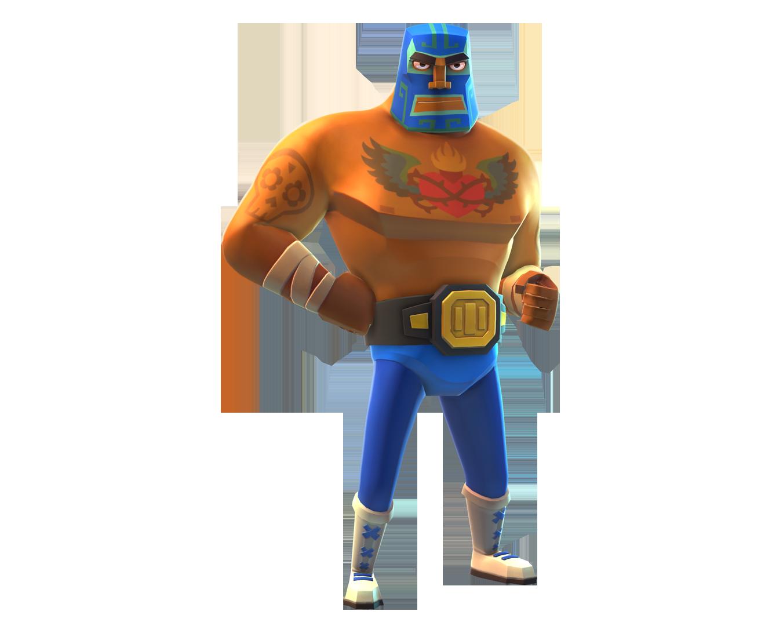 Super Smash Bros. 6/Juan Aguacate