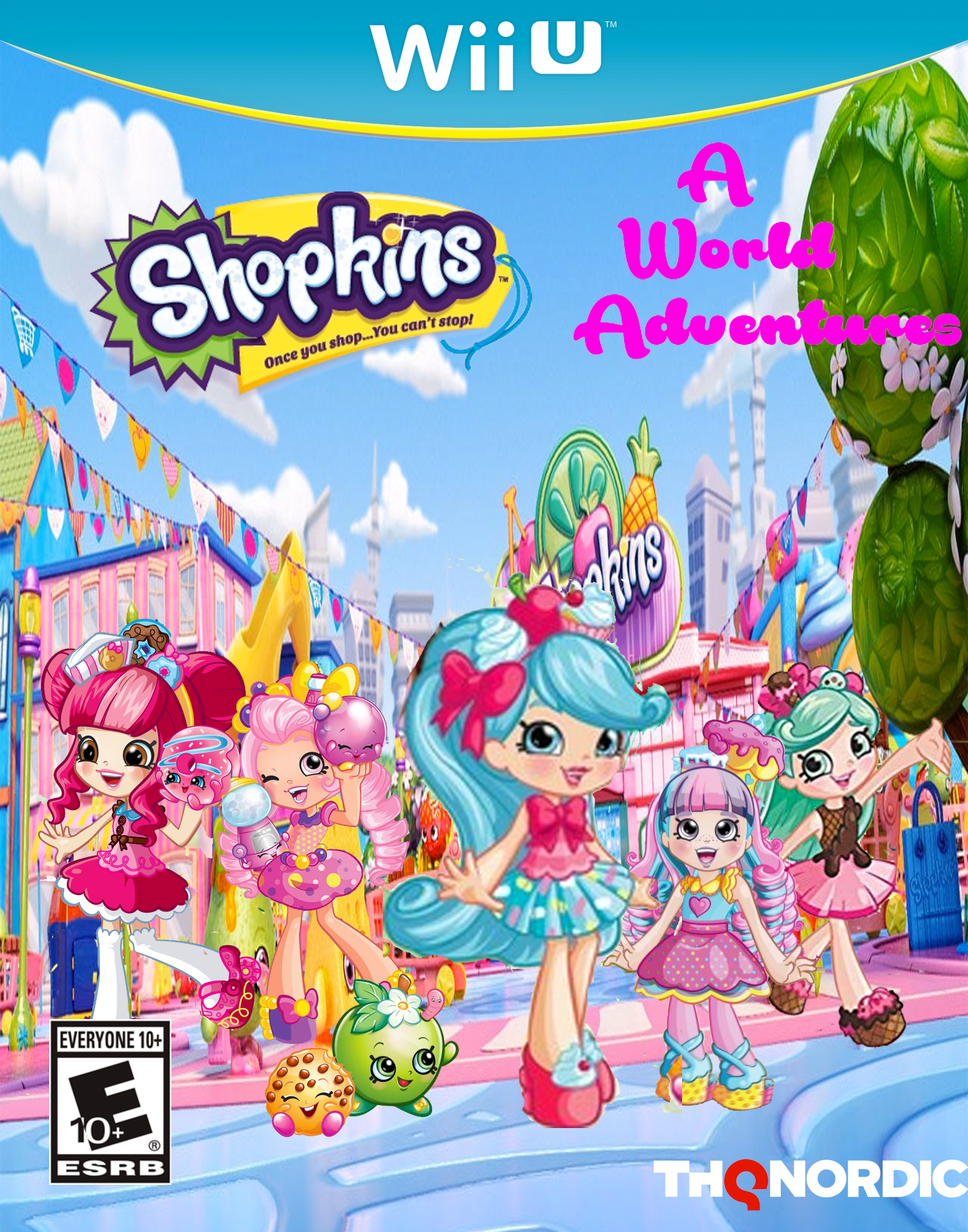 Shopkins: A World Adventures