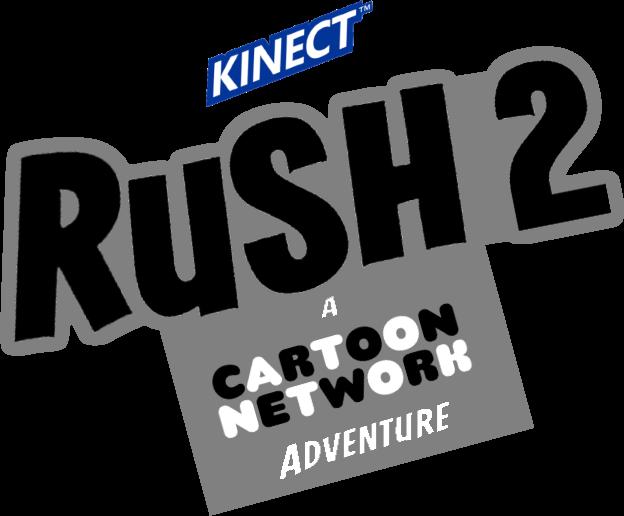Kinect Rush 2: A Cartoon Network Adventure