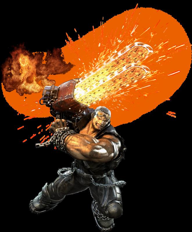 Super Smash Bros. 6/Jack Cayman