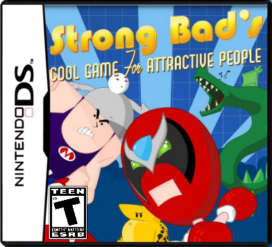 Strong Bad's Cool game for attractive people (Handheld ports)