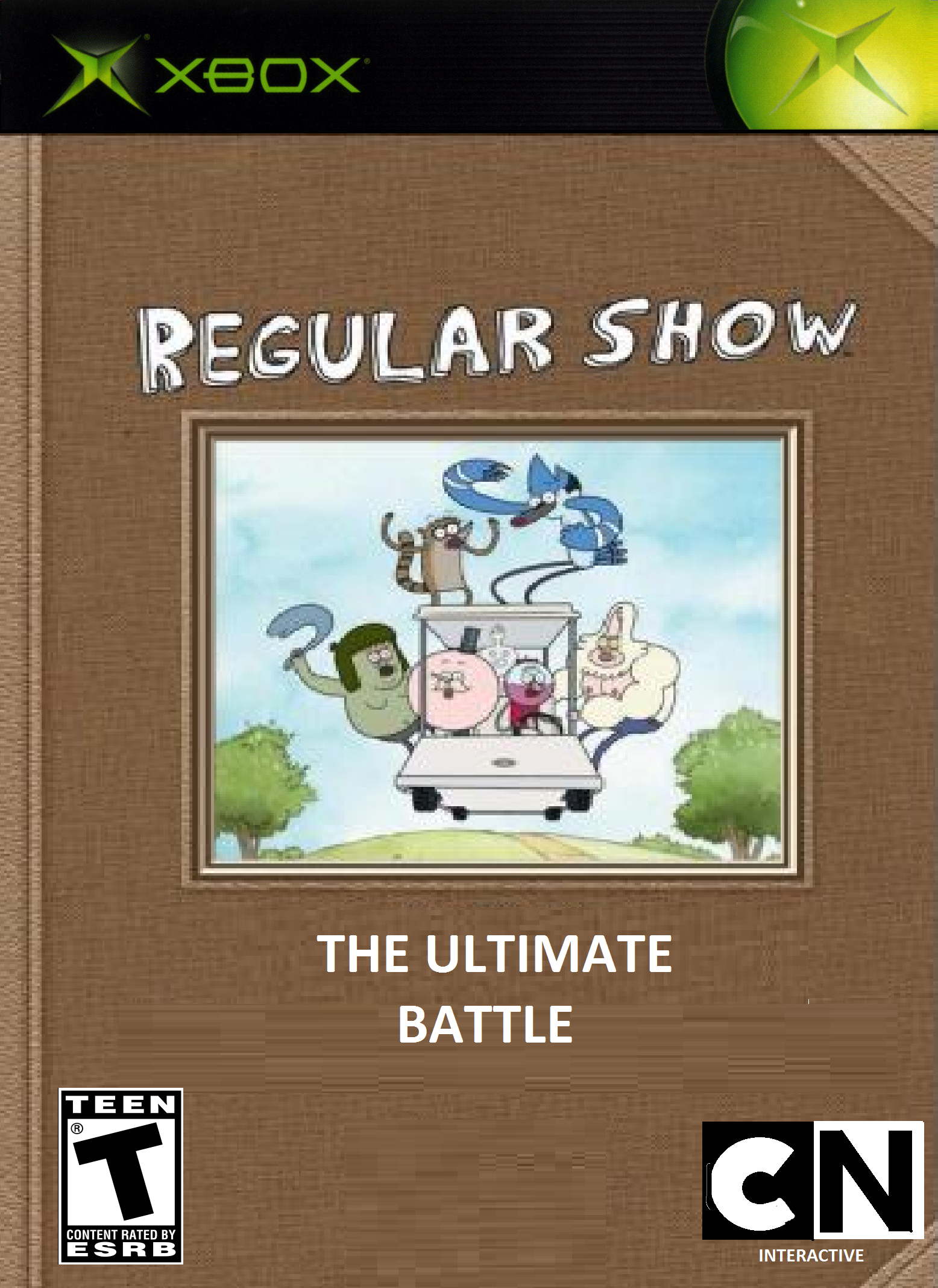 Regular Show: The Ultimate Battle
