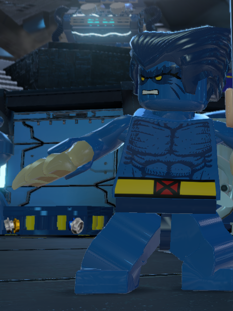 LEGO X-Men and the Fantastic Four: The Videogame