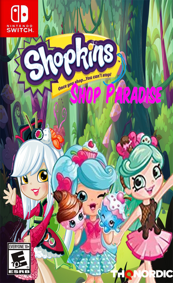 Shopkins: Shop Paradise
