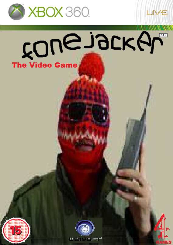 Fonejacker - The Video Game