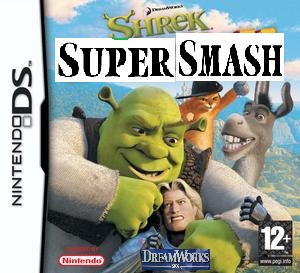 Shrek Super Smash