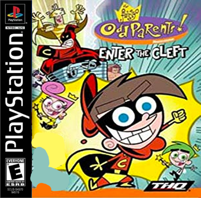 The Fairly OddParents: Enter the Cleft (GBC, PS1, PS2, GCN, XBOX)