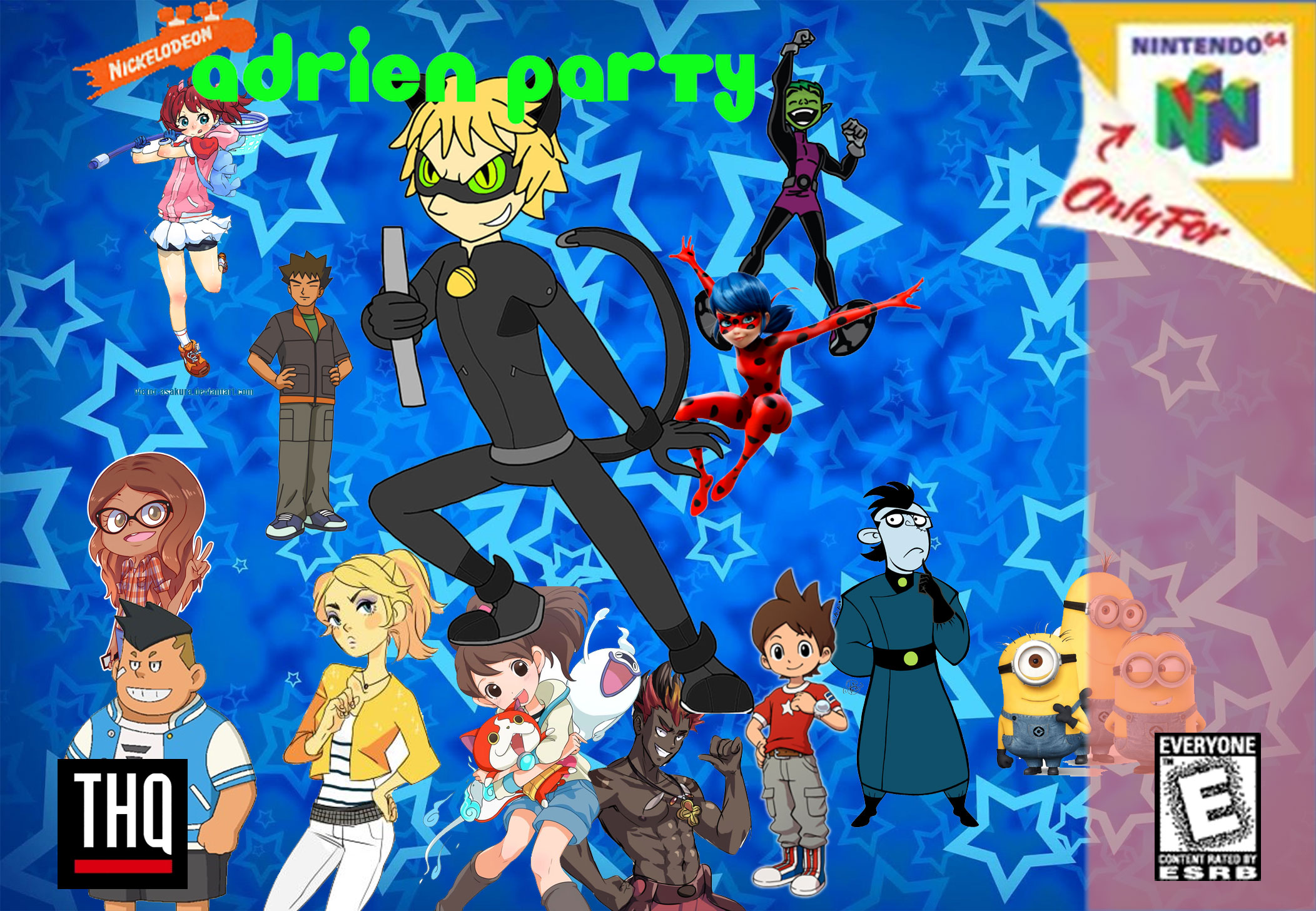 Adrien Party