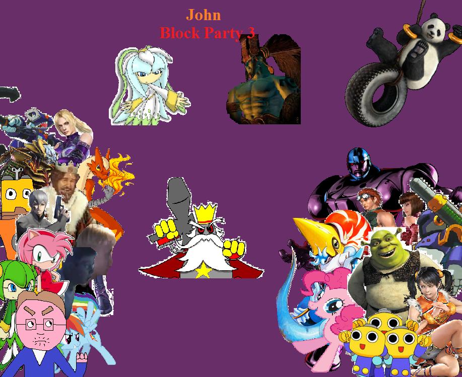 John Block Party 3