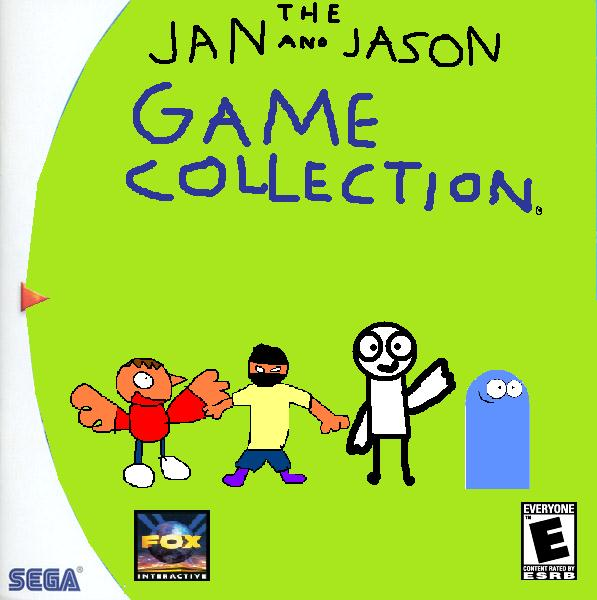 The Jan and Jason Game Collection