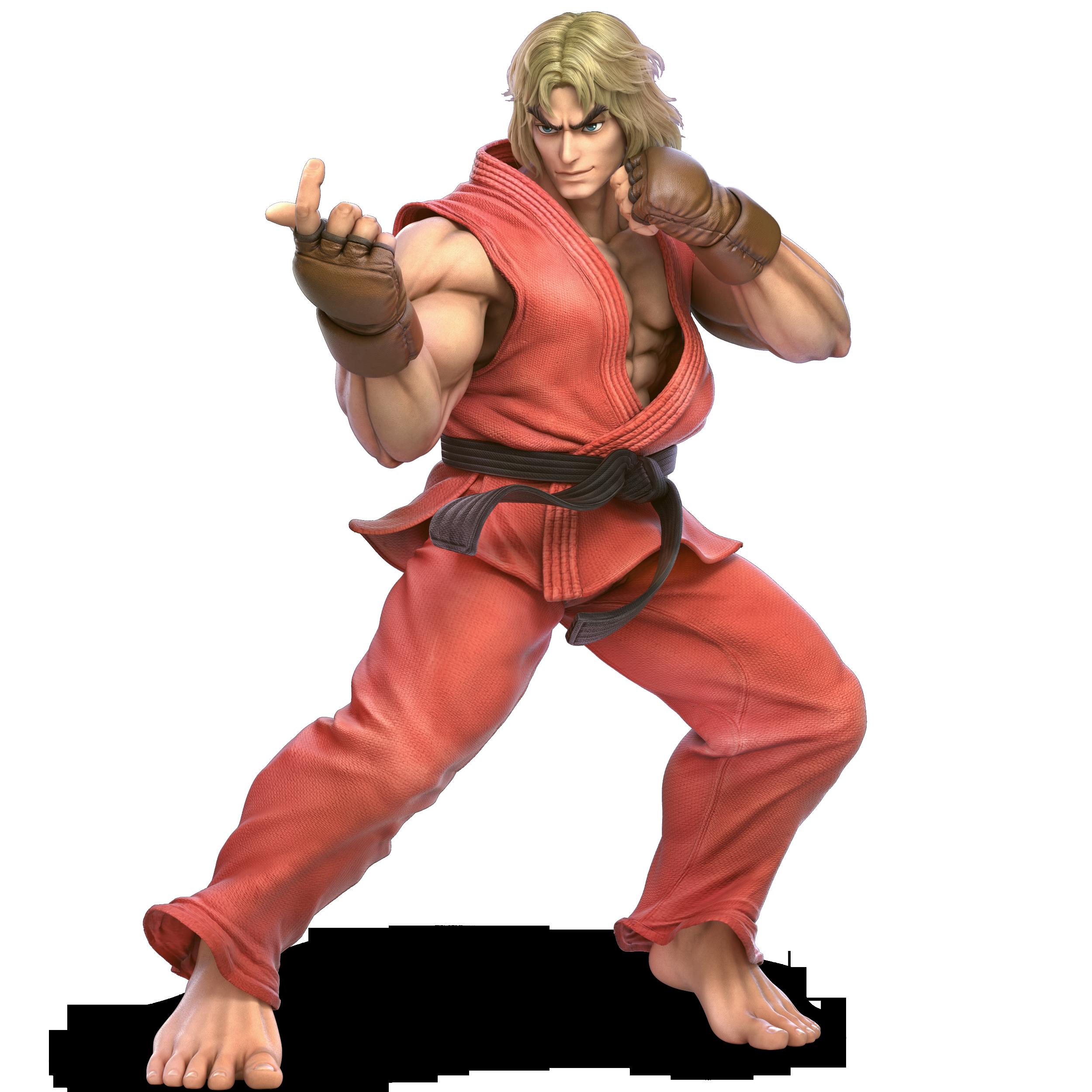 Super Smash Bros. 6/Ken