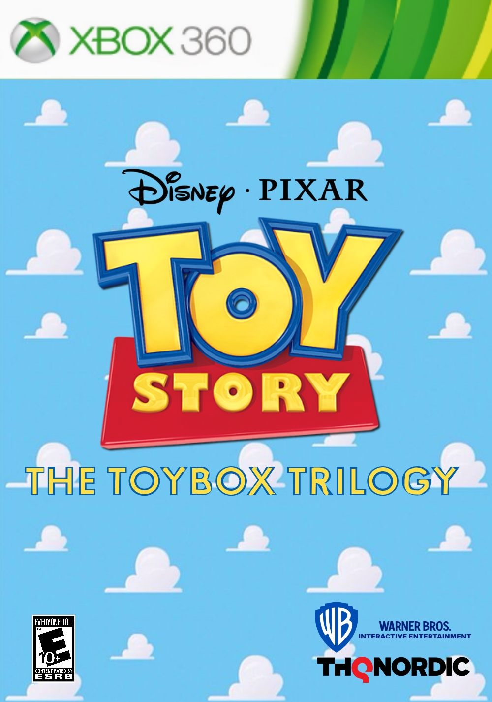 Toy Story: The Toybox Trilogy
