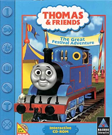 Thomas and Friends:The video game