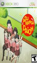Azumanga Daioh Xbox 360 Cover
