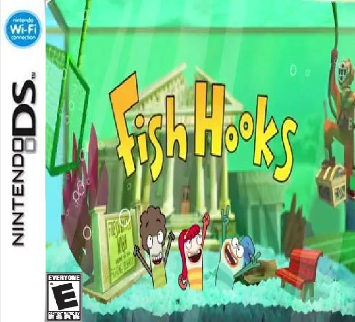 Fish Hooks: The Video Game