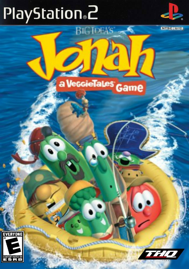 Jonah: A VeggieTales Game (2003 console game)