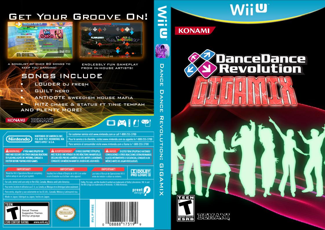 Dance Dance Revolution: GIGAMIX