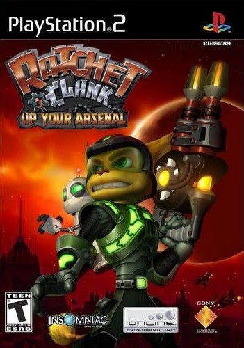 Ratchet Clank Up Your Arsenal Video Game History Wiki Fandom