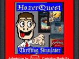 Hozerquest: Thrifting Simulator