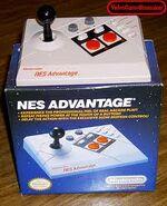 NES Advantage & Box