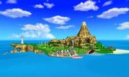 Wii 3DS Wuhu Island