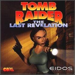 Tomb Raider 4 The Last Revelation okładka.jpg