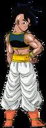 Super Dragon Ball Heroes World Mission - Character Sticker - Majuub 3