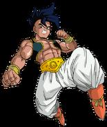 Super Dragon Ball Heroes World Mission - Character Sticker - Majuub 1