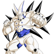 Omega Shenron Videogaming Wiki Fandom Omega shenron isn't substantially different from syn shenron, in terms of looks but his horns on his body become more perked up and larger. omega shenron videogaming wiki fandom