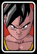 Super Dragon Ball Heroes World Mission - Face Icon - Majuub