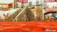Tekken 6 - La fiesta del tomate