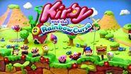 Kirby and the Rainbow Curse Music - Title Theme-0