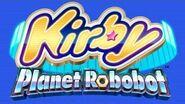 P R O G R A M Kirby Planet Robobot