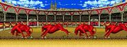 Fatal Fury 2 - Escenario - Pamplona (MegaDrive)
