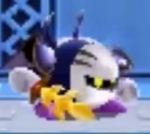 Kirby Planet Robobot - Meta Knight model