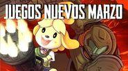 Videojuegos Nuevos Marzo 2020 - GameRanx Latinoamérica