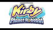 Kirby Planet Robobot Virtual Space Manipulator