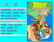Astérix (recreativa) - Acto 5 - Título
