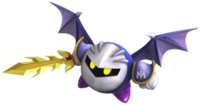 Kirby Planet Robobot - Meta Knight 2