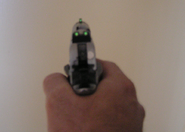 Handgun Tritium Night Sights