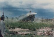US-Army-APC-spraying-Agent-Orange-in-Vietnam