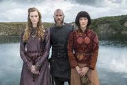 Promo (Yidu, Ragnar, Aslaug) Saison 4 (4)