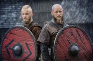 Promo (Bjorn, Ragnar) Saison 4