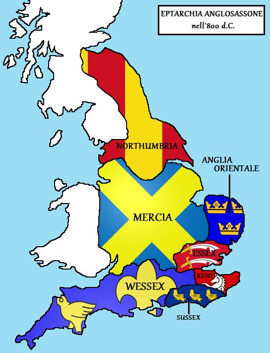 Cartina Gran Bretagna Regioni.Inghilterra Vikings Wiki Fandom