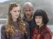 Promo (Yidu, Ragnar, Aslaug) Saison 4 (2)