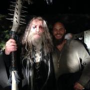 Odin with Ragnar