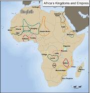 9th Century Africa