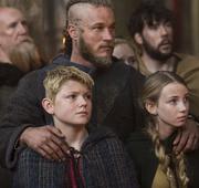 Ragnar, Bjorn, and Gyda