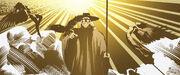 Odin in Vikings comics