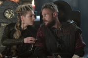 Lagertha and Ubbe S5E4